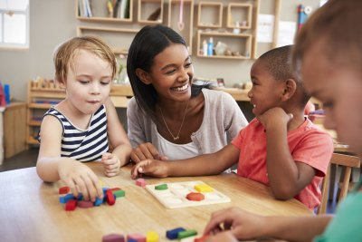 Creative Learning Academy good preschool in New Jersey